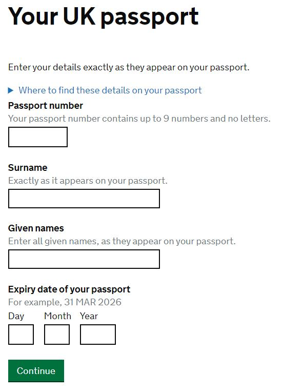 A PERSONAL TAX ACCOUNT