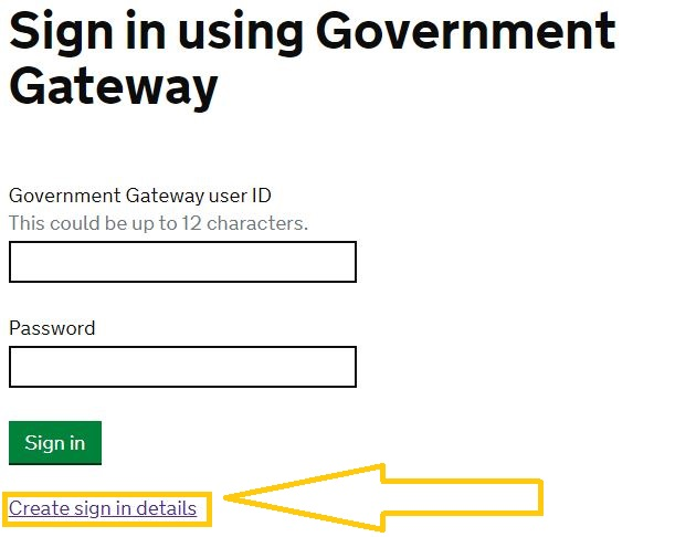 HOW DO I SET UP A PERSONAL TAX ACCOUNT Government Gateway